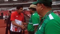 Panitia Piala Presiden Apresiasi Empat Pemain Legenda Indonesia