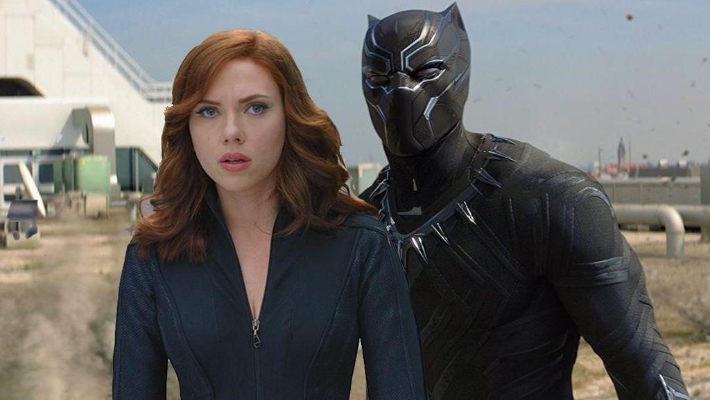 Kesuksesan Black Panther Diharapkan Berimbas pada Black Widow