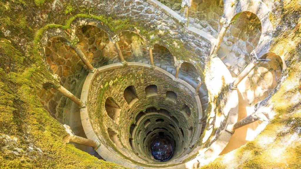 Mengintip Sumur Rahasia di Portugal