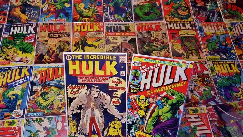 Marvel Comics Umumkan Kembalinya The Incredible Hulk