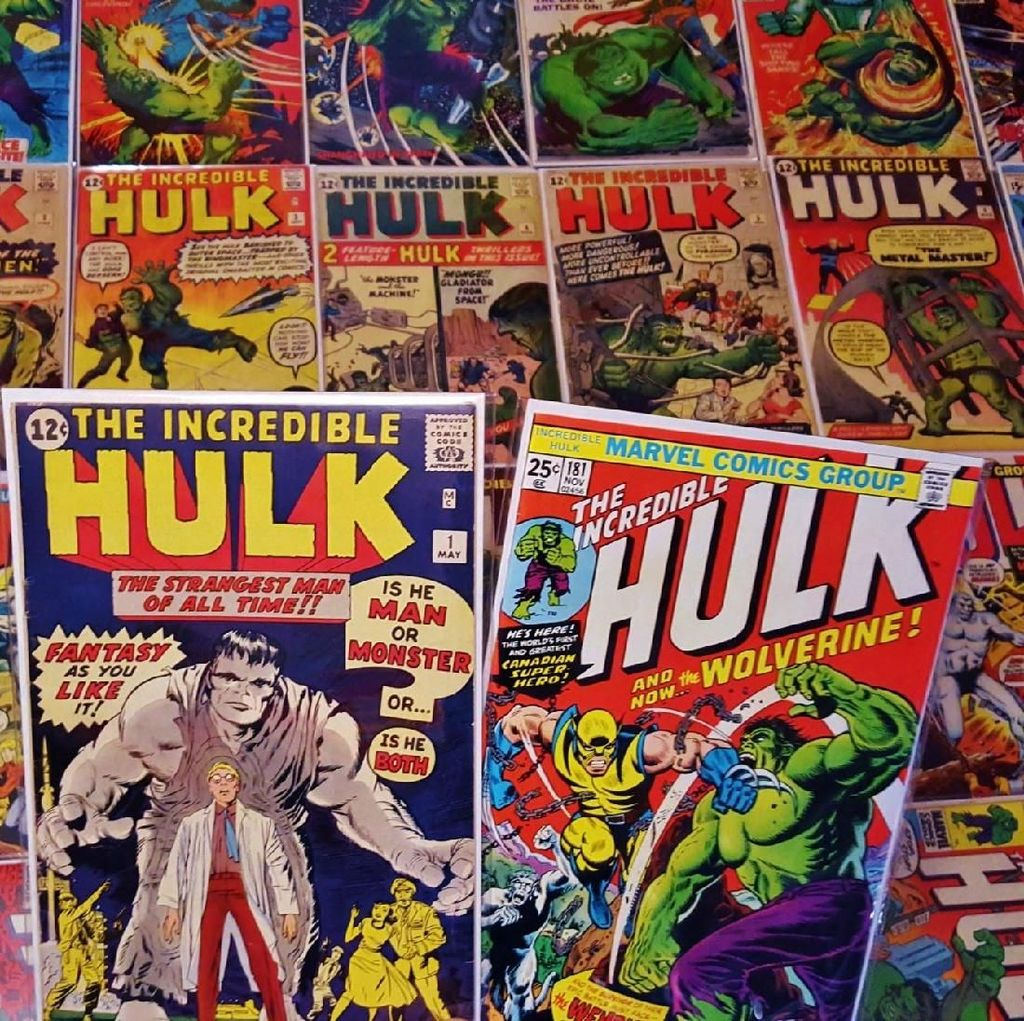 Marvel Comics Umumkan Kembalinya The Incredible Hulk