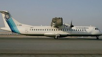 Pesawat Sipil Angkut 60 Orang Jatuh di Iran