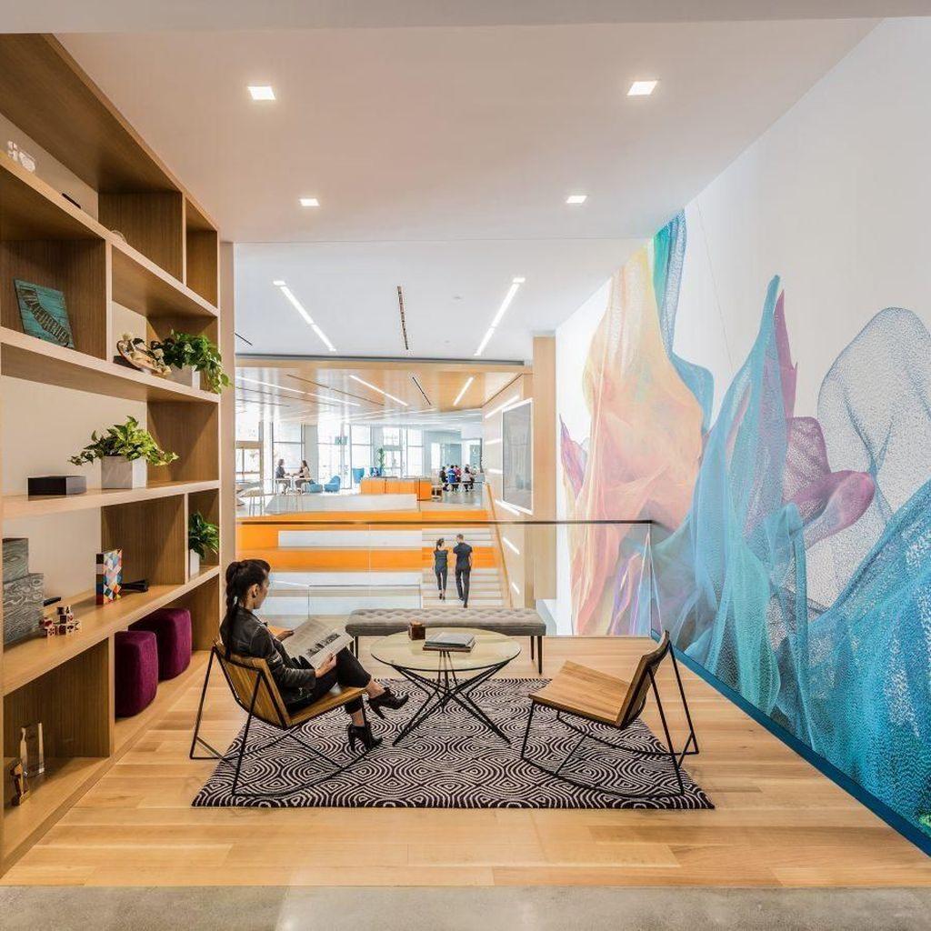 Menjelajahi Kantor Adobe yang Keren dan Bikin Iri