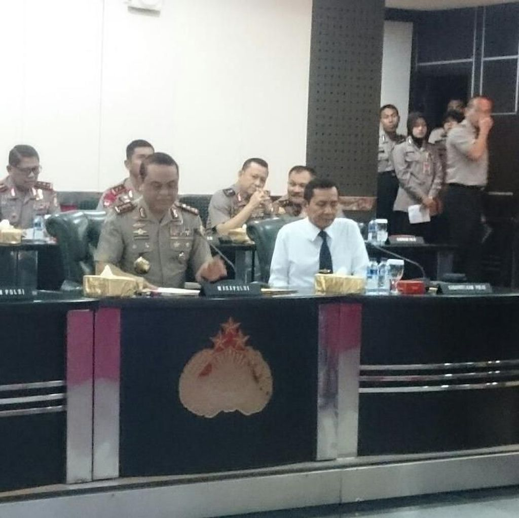 Pimpin Video Conference dengan Kapolda, Wakapolri Bahas Pengamanan Ulama