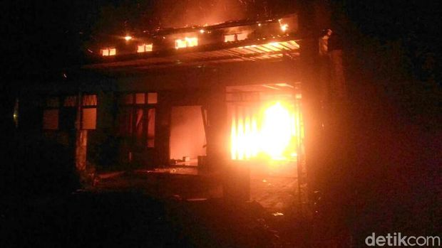 Rumah Dokter Terbakar di Pekalongan, Satu Orang Tewas