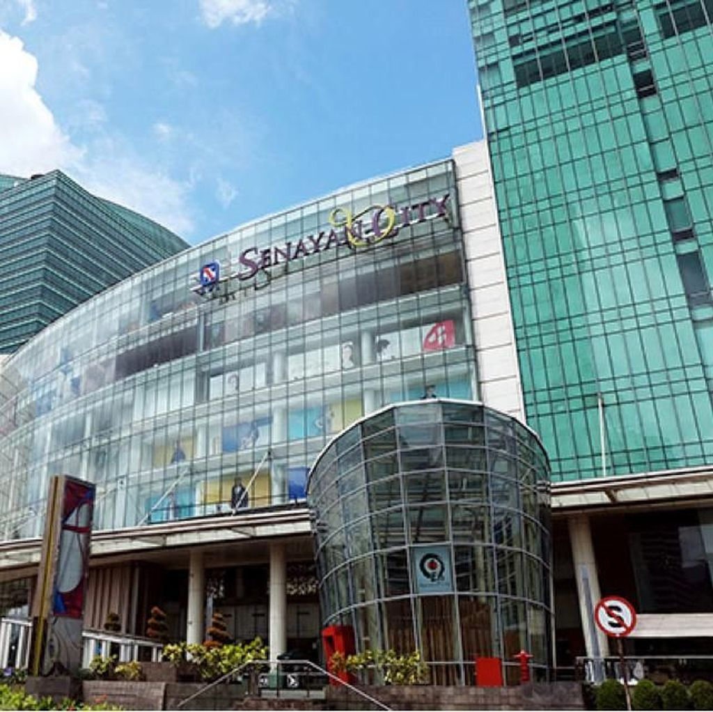 Jadi The Next Shopping Hub, Senayan City Ubah Interior Mal