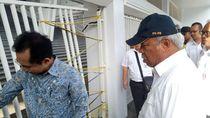 Menteri PUPR Sedih Lihat Kerusakan GBK