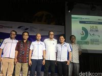 Jumlah Pengguna Internet Indonesia Tembus 143,27 Juta