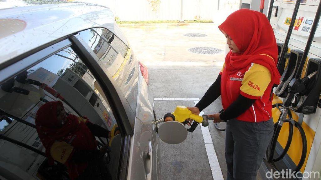 Shell Kucurkan BBM Paling Murah