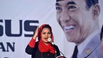 Puti Panaskan PDIP Malang, Inginkan Kemenangan 80 %