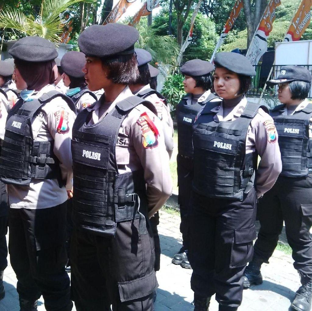Polresta Pasuruan All Out Amankan Dua Pilkada Sekaligus