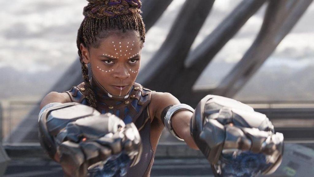Shuri Black Panther Disebut Dapat Jadi Pengganti Tony Stark di MCU