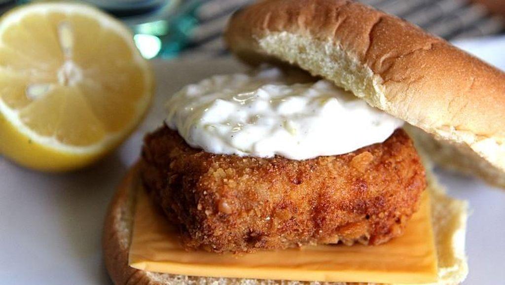 Ini Cerita Panjang Perjalanan Menu Filet-O-Fish dari McDonalds