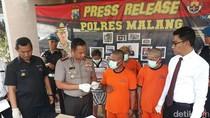 3 Pria dan 1 Wanita Ini Dibekuk karena Palsukan SIM dan Buku Nikah