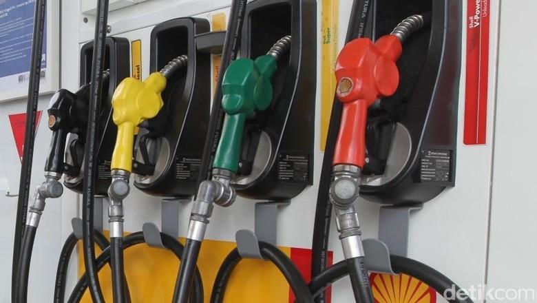 Shell Punya BBM Regular, Paling Murah Per Liter Rp 8.400