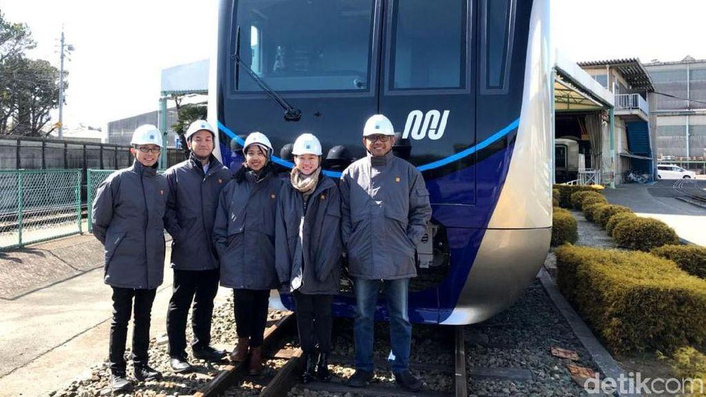 Direksi PT MRT Jakarta Ditambah, Ini Alasannya