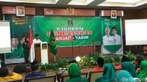 Ketum PPP Minta Legislator Iuran untuk Pemenangan Ganjar-Yasin