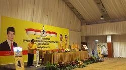 Airlangga Pimpin Rapat Konsultasi dengan Kepala Daerah dari Golkar