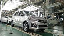 Indonesia Bisa Jadi Negara Utama Basis Produksi Suzuki di ASEAN