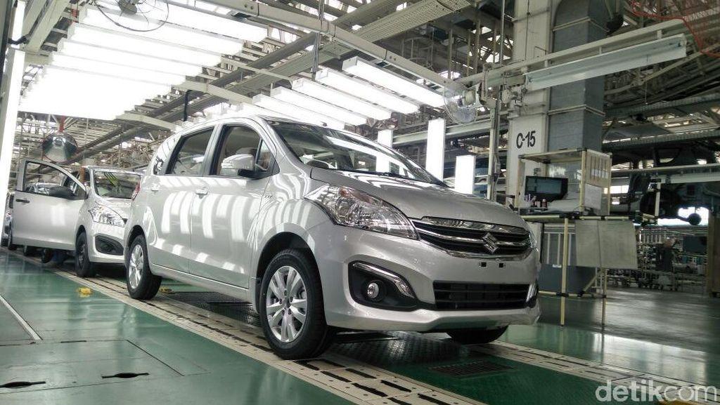 Suzuki Siapkan Model Baru untuk Indonesia, Pertama di Dunia