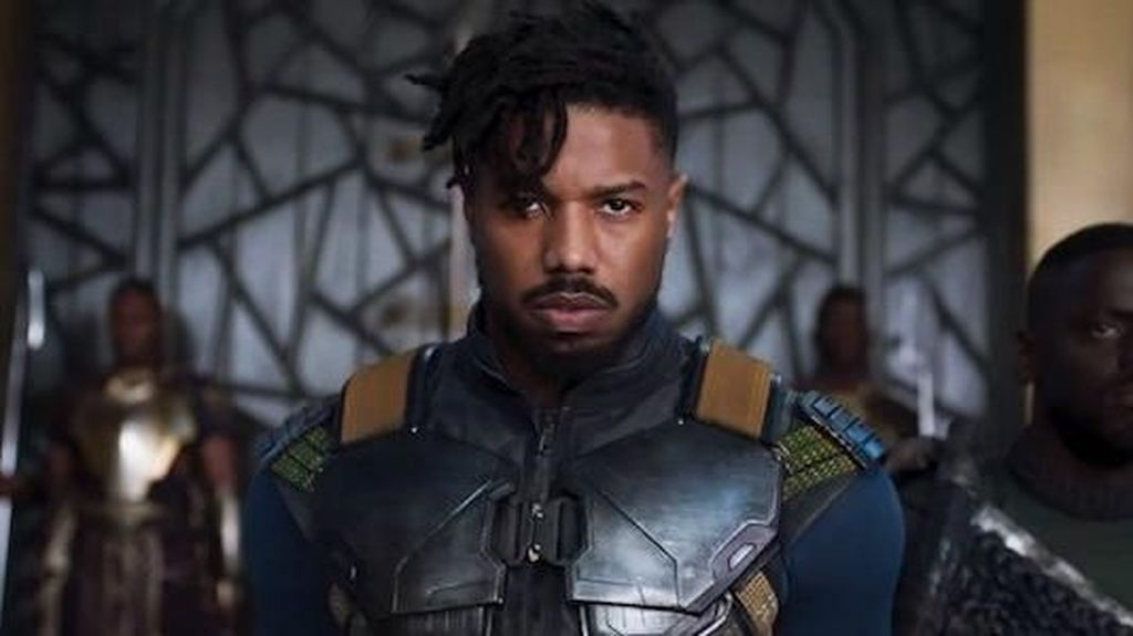 Michael B. Jordan, Sosok di Balik Musuh Tangguh Black Panther