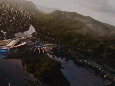 Kota Wakanda Black Panther Terinspirasi dari Tempat Ini?