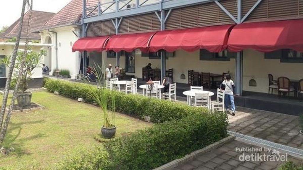 Kedai Kopi Instagenic di Museum Vredeburgh Yogyakarta