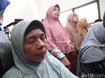Foto: Korban First Travel Kawal Sidang Perdana Andika-Anniesa