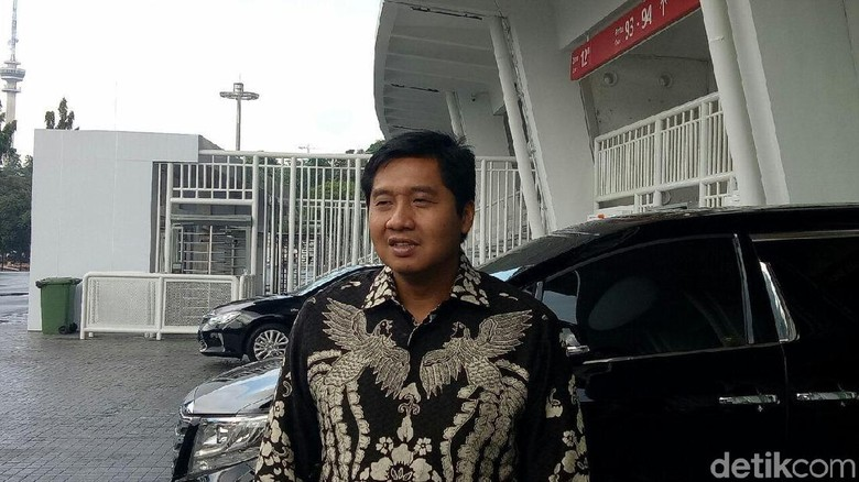 Maruarar Ungkap Alasan Tak Ajak Anies Dampingi Jokowi