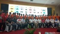 Persija Optimistis Menang Lawan Tampines Rovers