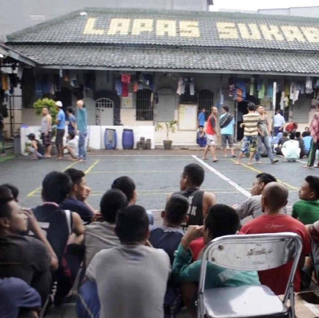 Polisi Amankan Pelaku dalam Video Penganiayaan Napi di Sukabumi