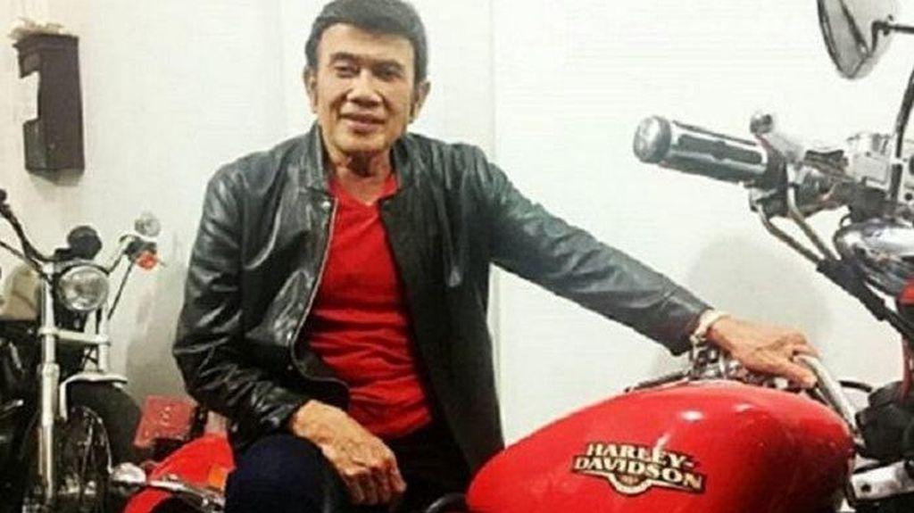 Rhoma Irama Disawer Harley Davidson, Roro Fitria Jual Mobil Usai Ditahan