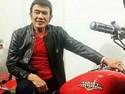 Heboh, Raja Dangdut Rhoma Irama Disawer Moge Harley