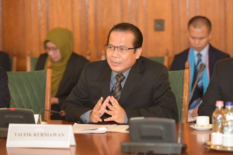 Pimpinan DPR Pastikan UU MD3 Berada di Koridor Semestinya