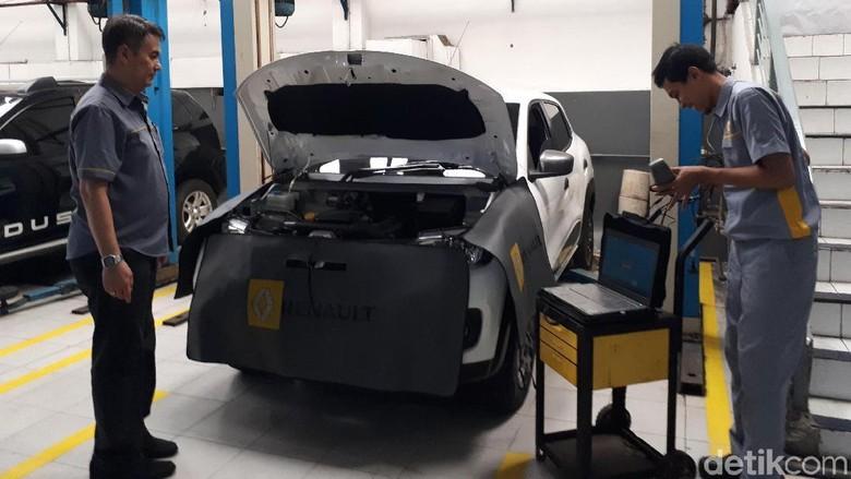5 Tahun Beroperasi di Surabaya, Renault Kini Punya Bengkel Khusus