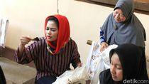Kunjungi Wanita Pekerja di Malang, Puti: Luar Biasa! Ibu Hebat