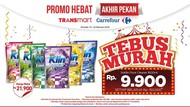 Tebus Murah dan Beli 2 Gratis 1 di Awal Minggu Transmart Carrefour