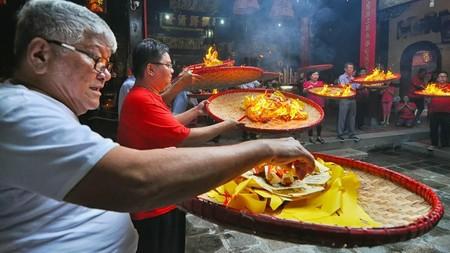 Ritual Siang Sin Gui Hok