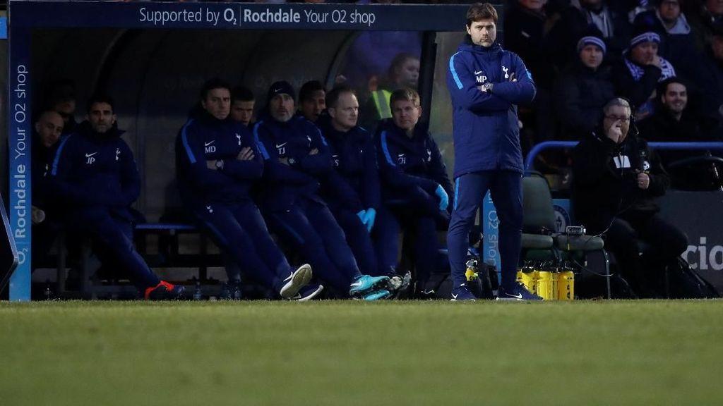 Spurs: Lawan Swansea di Piala FA Bakal Jadi Laga Berbeda