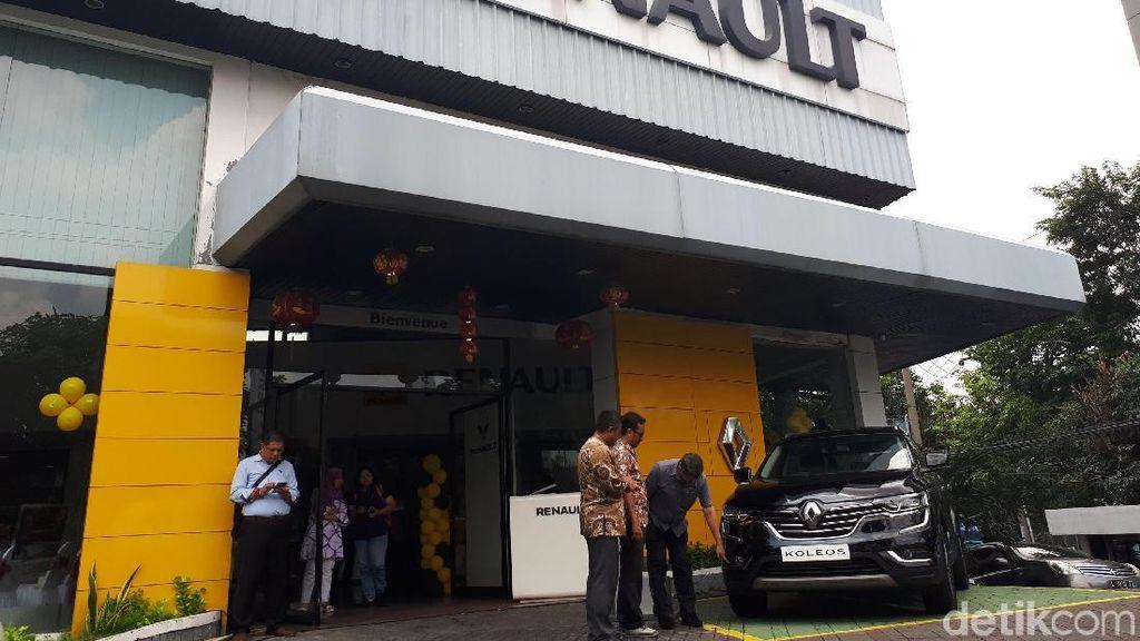 Renault Punya Bengkel Khusus di Surabaya