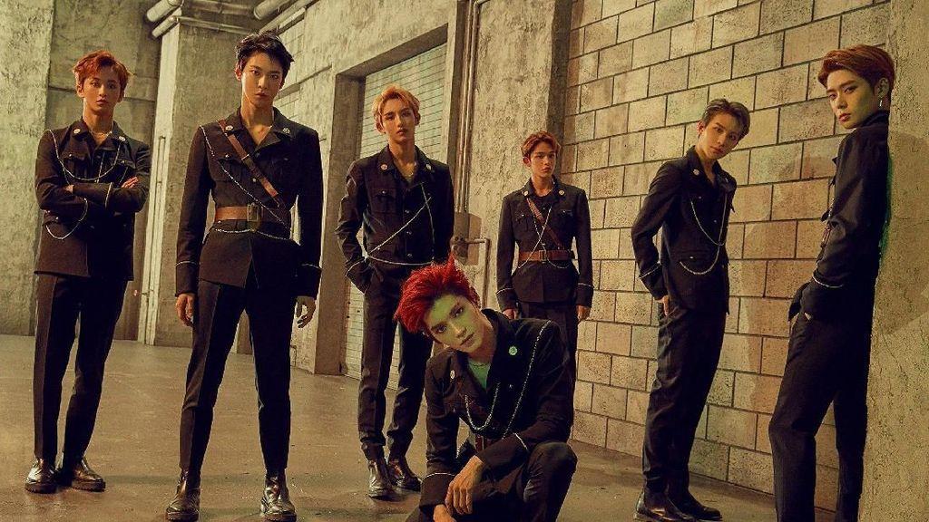 NCT U Tampil Keren di MV BOSS