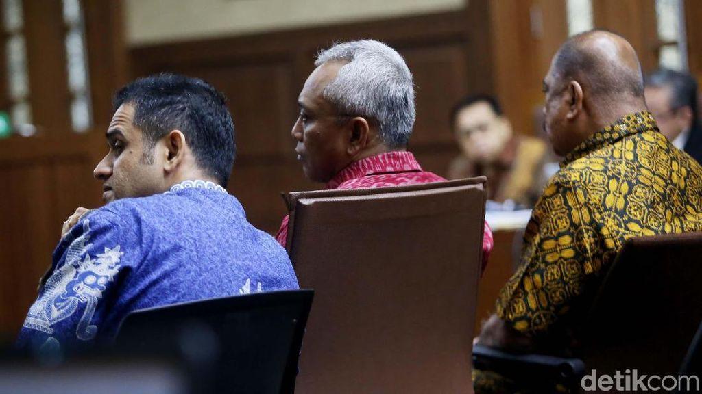 Nazaruddin, Arief Wibowo dan Mekeng Bersaksi di Sidang Novanto