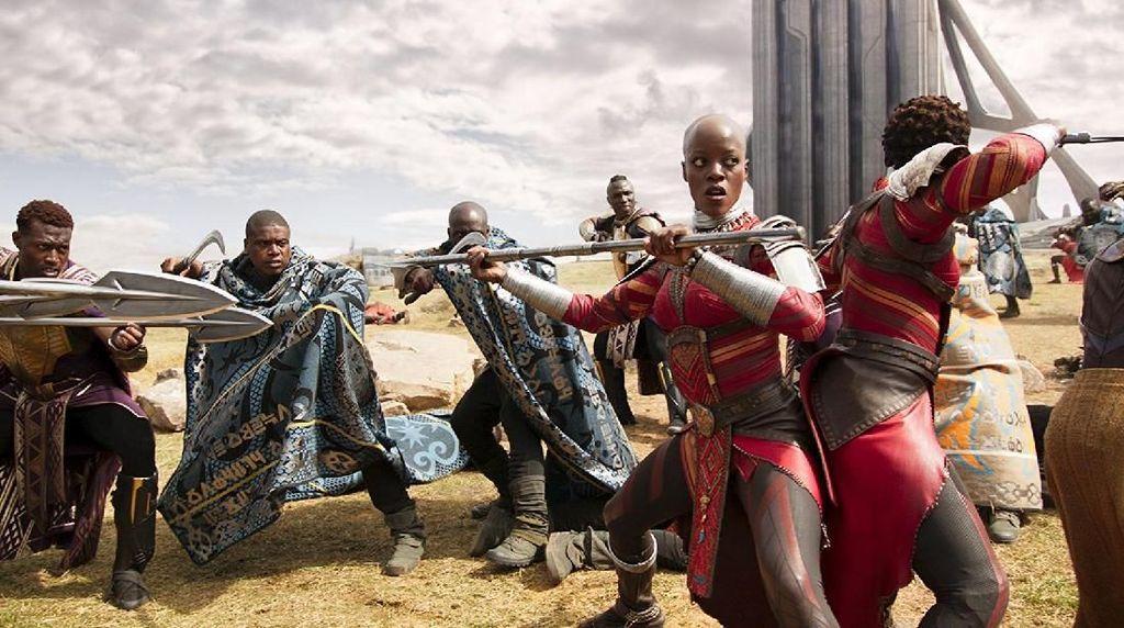 Ini adalah Momen Black Panther Bukan Lagi Iron Man