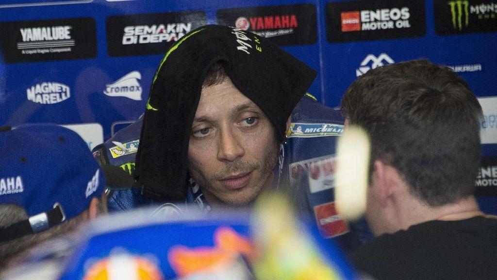 Rossi: Honda Paling Konsisten, Yamaha Banyak PR