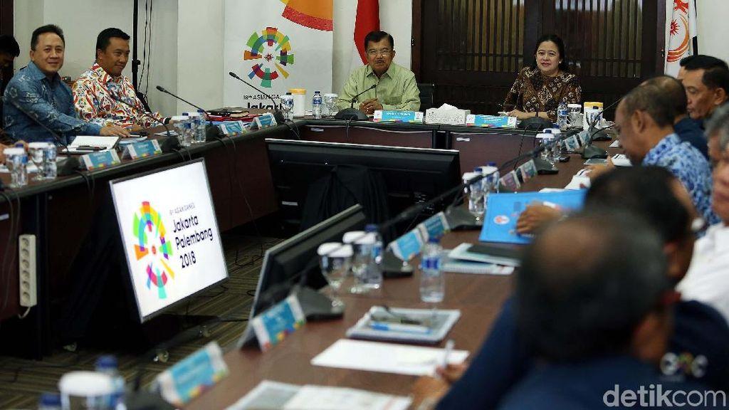 JK Optimistis Venue Kelar 2 Bulan Sebelum Asian Games