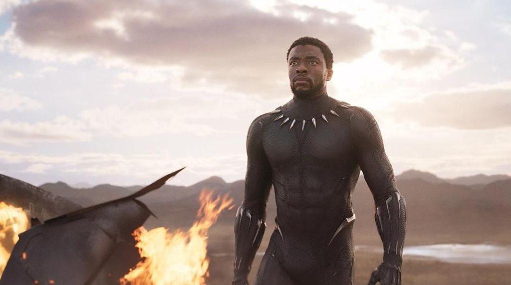 Cerita Lucu Remaja Tak Sengaja Patahkan Kawat Gigi Nonton Black Panther