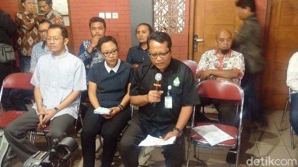 Umat Gereja Lidwina Sleman Masih Jalani Trauma Healing