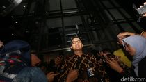 KPK Analisis Asal Muasal Rp 5 M yang Dikembalikan Novanto