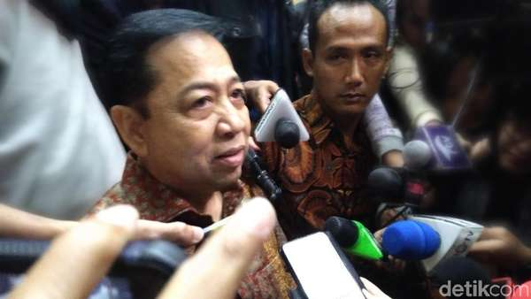 Komentari Nazaruddin Jadi Saksi, Novanto: Dia Banyak Bohongnya