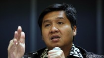 Foto: Ekspresi Maruarar Saat Ngaku Salah dan Minta Maaf Soal Anies Dicegah